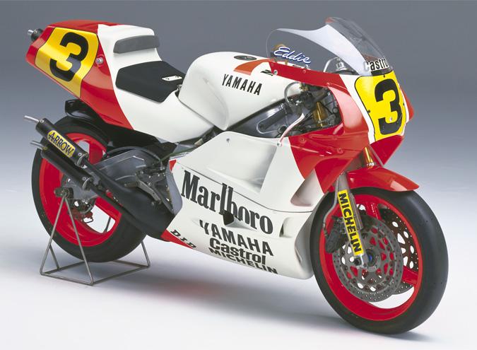 1988 Yzr500 0w98 Communication Plaza Yamaha Motor Co