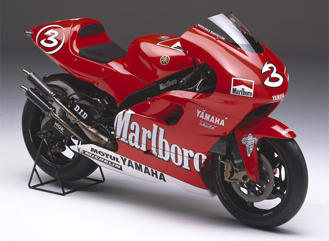 2001 YZR500 (0WL6) - Communication Plaza | Yamaha Motor Co., Ltd.