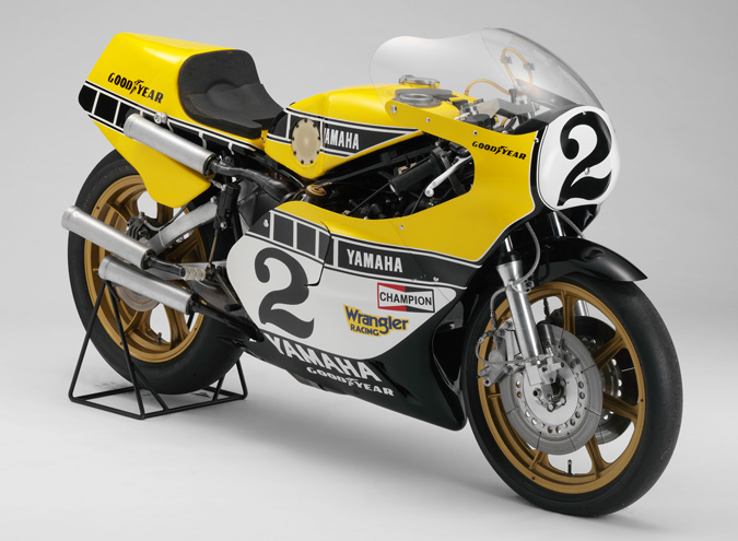 1978 YZR750 (0W31) - Communication Plaza | Yamaha Motor Co., Ltd.