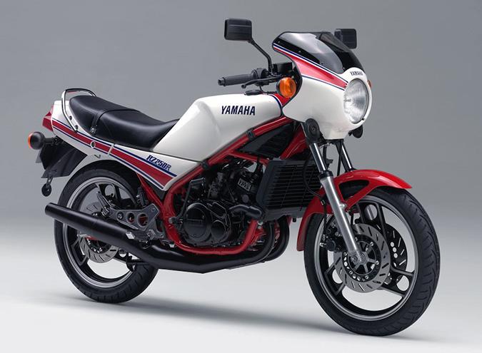 1983 RZ250R - Communication Plaza   Yamaha Motor Co., Ltd.