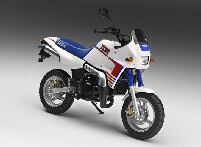 1988 Tdr50 Communication Plaza Yamaha Motor Co Ltd