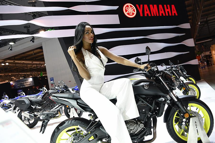 Girl naked on yamaha, video mature asian