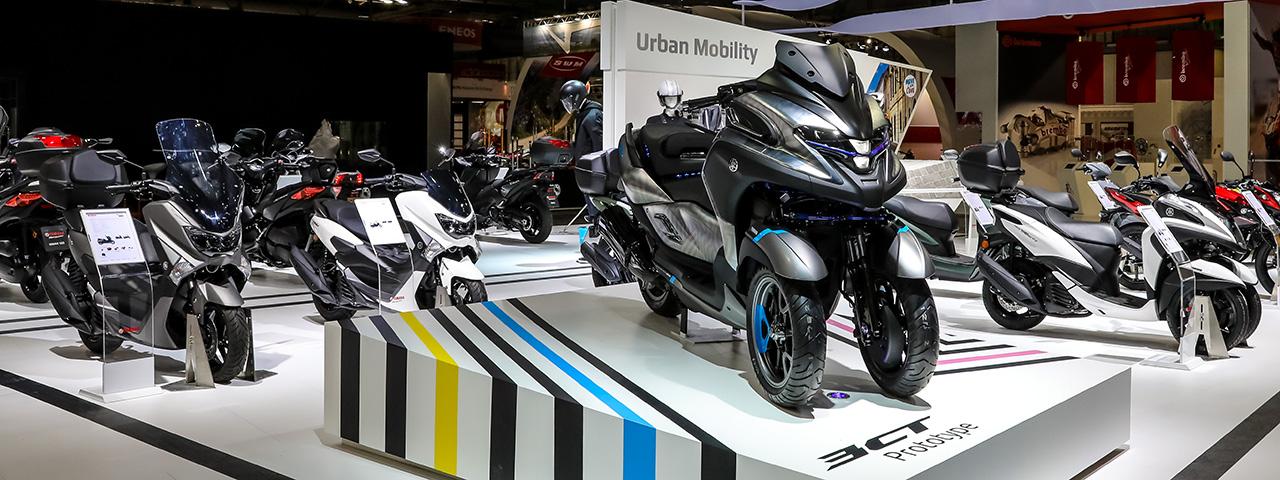 Eicma 2018 Events Yamaha Motor Co Ltd