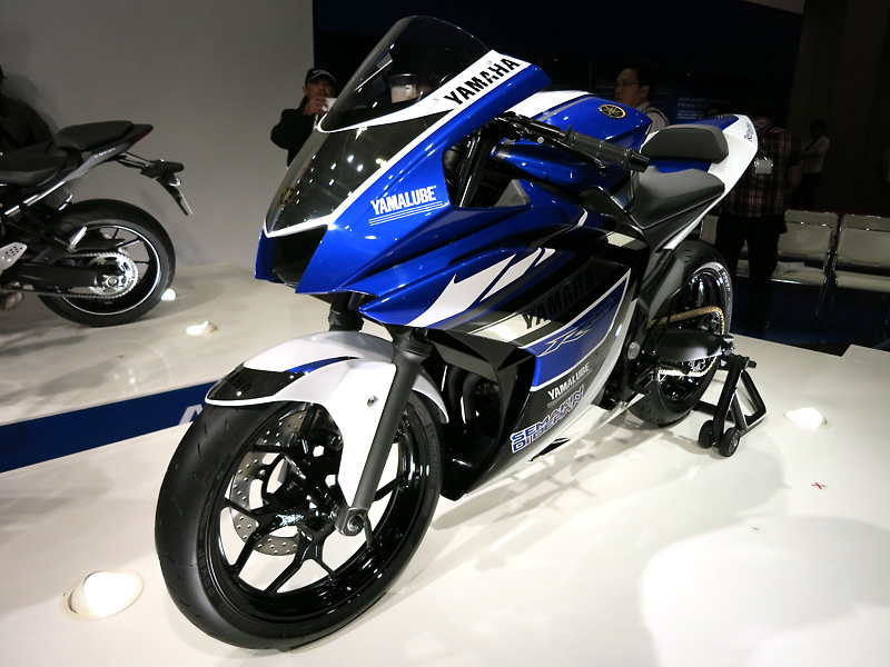 R25|The 43rd Tokyo Motor Show YAMAHA 2013 - Event | Yamaha Motor