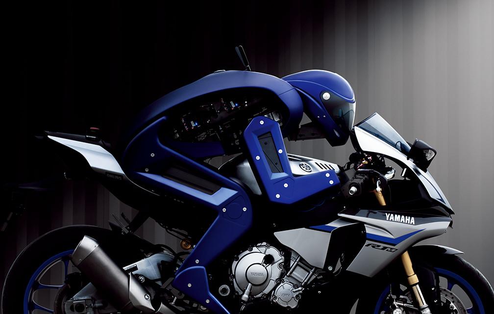 Tokyo Motorcycle Show  Yamaha