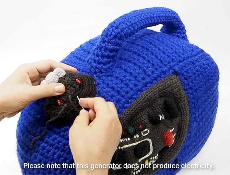 How to Felt Crochet Projects | AllFreeCrochet.com | 586x767