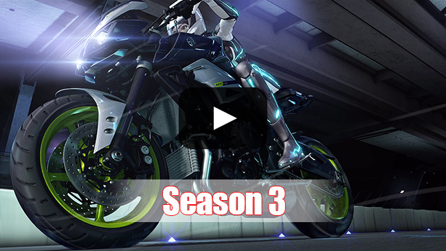Season 3 -Master of Torque- The Final Chapter