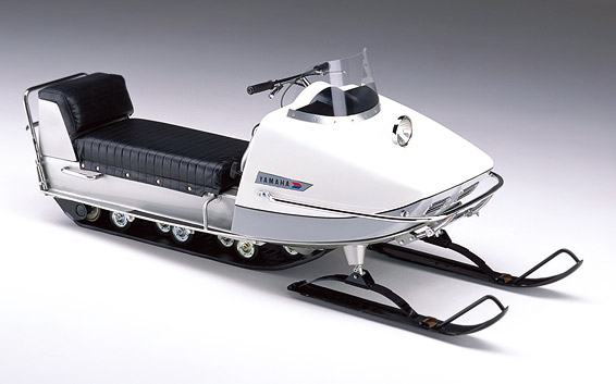 Our Stories:13 Birth of the Snowmobile - History | YAMAHA