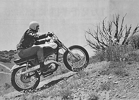 Chapter II: Birth of the DT-1 - Off-road Mania | YAMAHA