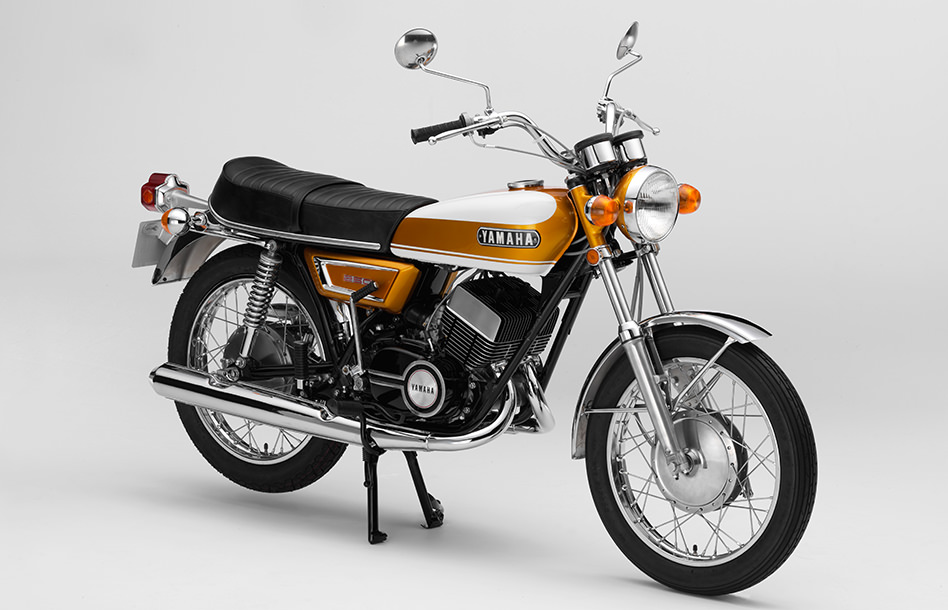 The Golden Age of RD56-based 2-stroke Sport Bikes