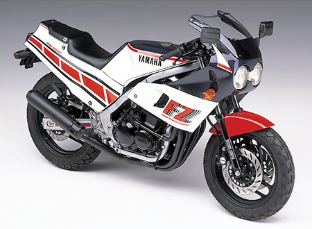 FZ400R (Released in 1984)