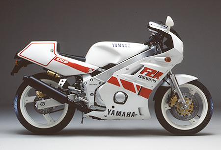 FZR400R (Released in 1987)