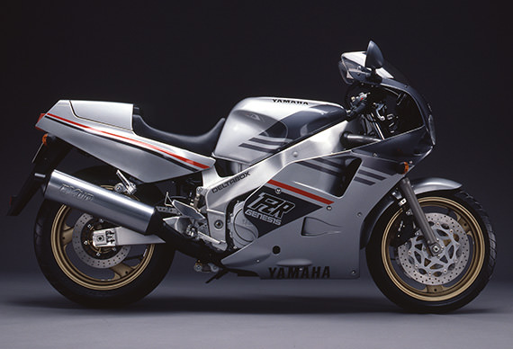 Vol  7 Staying the Course: The FZR400 and FZR1000 (Part 2) | Yamaha