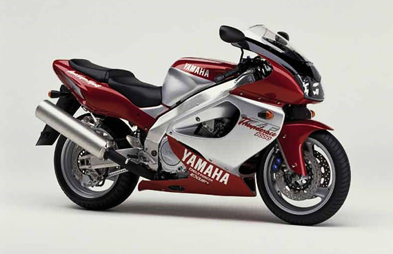 YZF1000R Thunderace (Released in 1996)