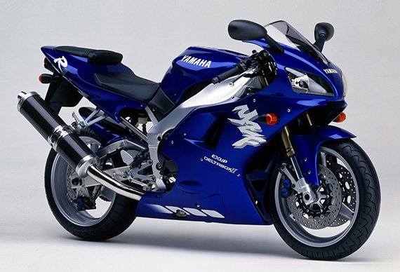 YZF-R1 (Released in 1998)